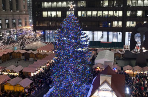 chicago christmas tree - Chicago Christmas Tree