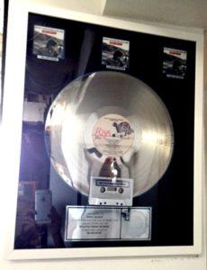 Hauser's Grammy